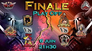Finale French Hardcore saison 4 clash of clans