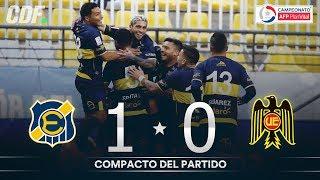 Everton 1 - 0 Unión Española | Campeonato AFP PlanVital 2019 Segunda Fase | Fecha 3 | CDF