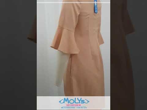 Váy Cho Con Bú M1102