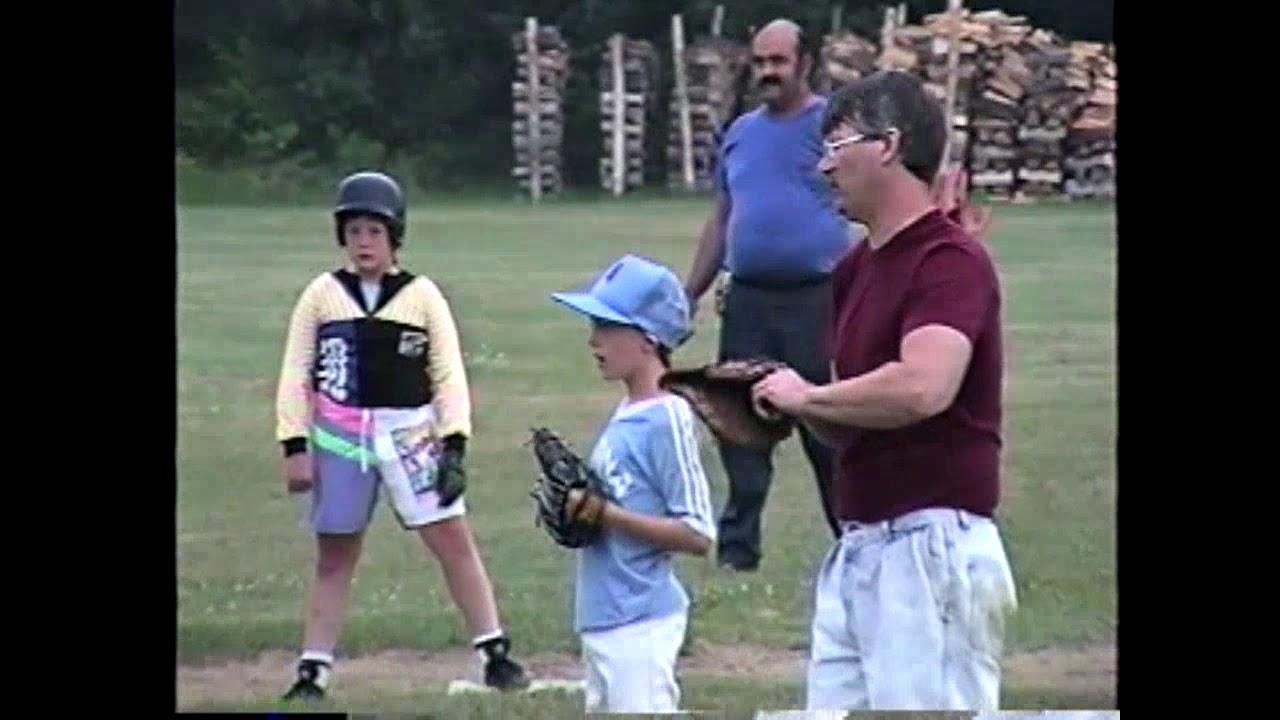 Mooers - Altona Grasshopper Baseball  7-17-91