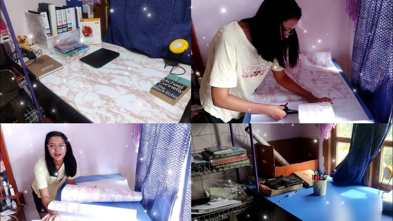 ROOM MAKEOVER || READY FOR A NEW SEMESTER || STUDY ORGANIZATION 😇TERESA MEINAM #manipur #northeast