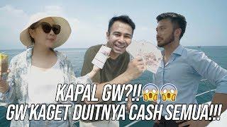 CRAZY RICH PLUIT BAYARIN KAPAL GW CASH!!! GOKIL!!! PART 2