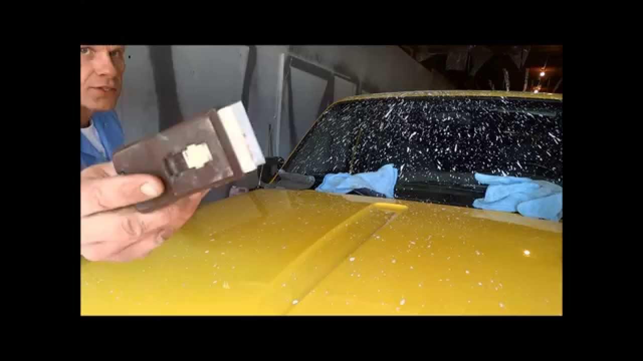 Epoxy Paint Vandalism Overspray Removal National Overspray Removal Service