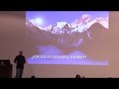 Javier Campos: Por qué subir al Everest (2014)