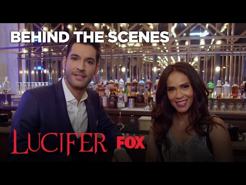 Inside Look: Club Lux  Season 2  LUCIFER