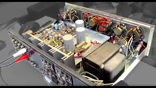 Old Amplifier Clean-Up