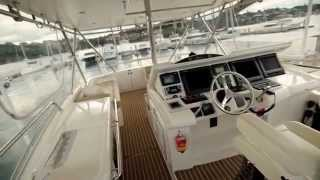 MV Pisces luxury private boat for hire on Sydney Harbour