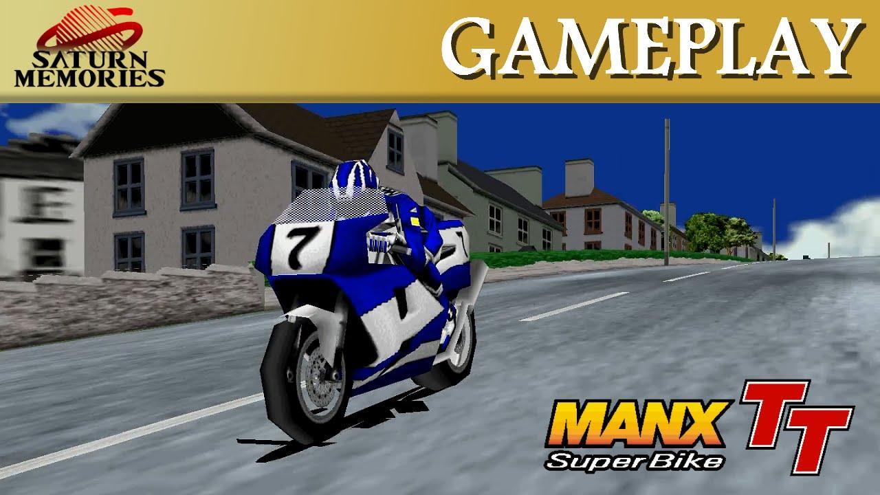 41258ddab26e Manx TT Superbike  Model 2   Arcade  by SEGA - Laxey Coast (2 09
