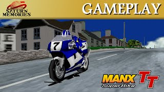 Manx TT Superbike [Model 2] [Arcade] by SEGA - Laxey Coast (2