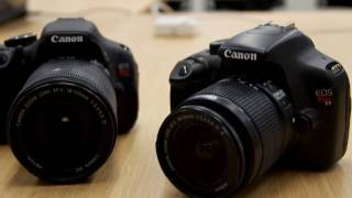 Canon T3/T5/T6 & 1100D/1200D/1300D Overview Tutorial - Vloggest