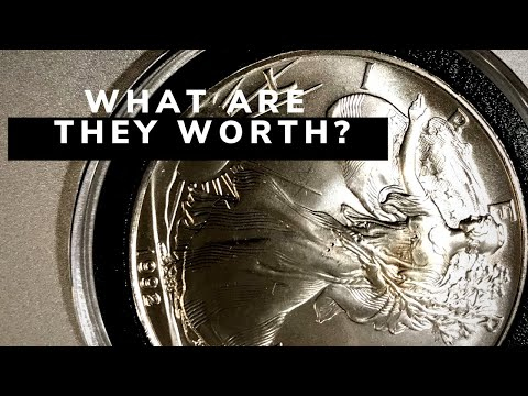 What Are American Silver Eagles Really Worth?