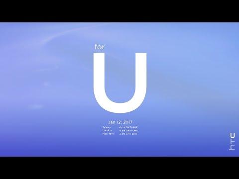 Announcing the new HTC U Ultra & U Play – Made for a #BrilliantU