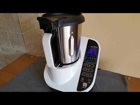 Robot da cucina multifunzione tipo bimby - Klarstein food ...