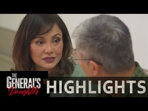 Corazon remembers when Helen was trying to tell her something | The General's Daughter