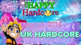 happy hardcore 2014 - 1hour  - april 2014 festival - mix#7 hd