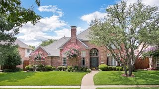 5916 Broadmeade Drive Plano Home For Sale Tx 75093 ~ Willow Bend West