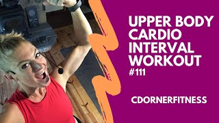 UPPER BODY INTERVAL WORKOUT! At home Biceps, Triceps and Shoulders!