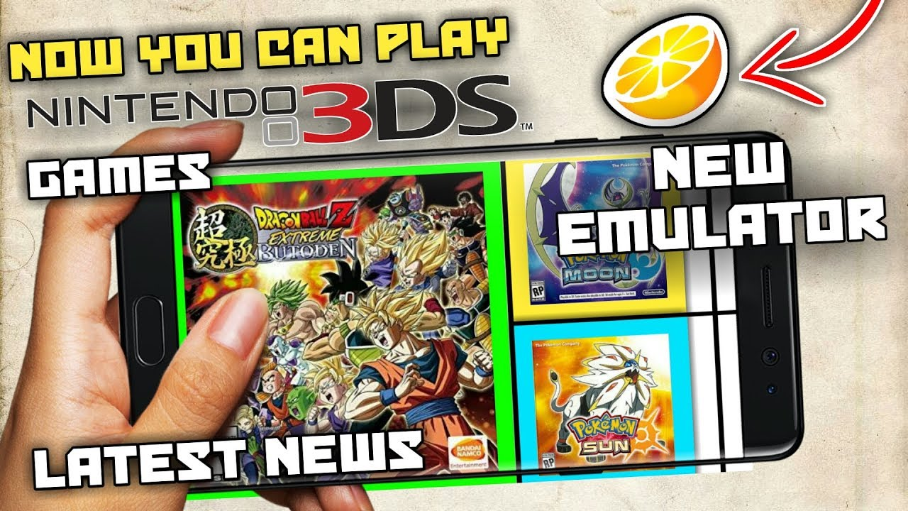 Nintendo 3DS Emulator for Android Download Apk | New Citra Emulator  Released For Android
