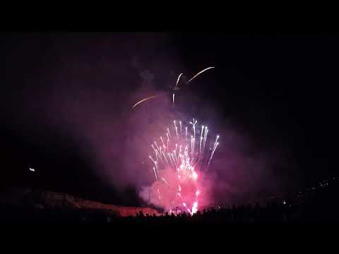 2018 Colorado School Of Mines E-Days Fireworks Show In HD (Lost At SE-A-DAYS)