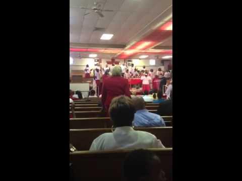 Craig memorial church choir