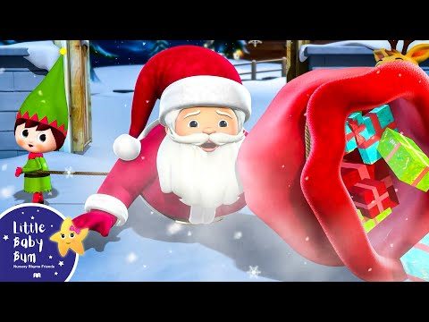 Sing a Song of Christmas | Christmas Song for Kids | BRAND NEW! | Nursery Rhymes | Little Baby Bum