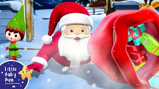 Sing a Song of Christmas | Christmas Song for Kids | Nursery Rhymes | Learn with Little Baby Bum