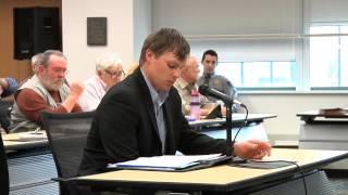 Michigan Farm Bureau Members Testify on Crop Damage by Deer