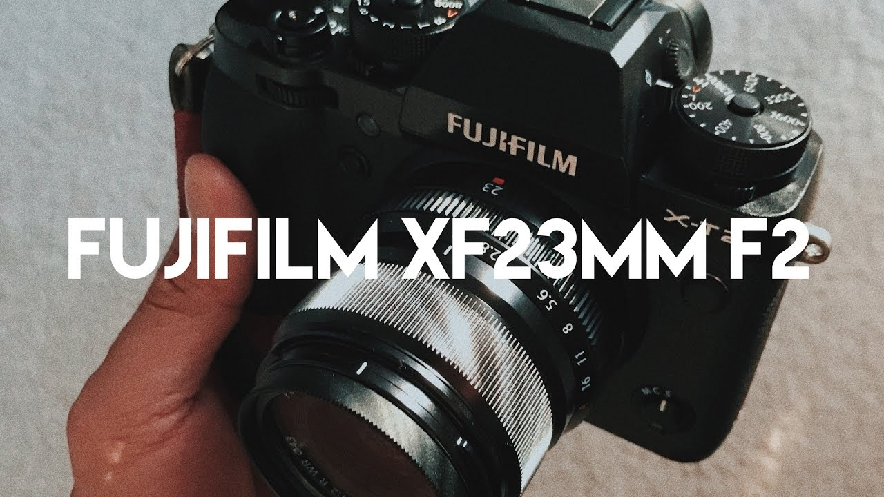 Fujifilm Xf23mm F2 Wr Unboxing Autofocus Side By With Xf35mm X E3 Kit Xf 23mm Black 35mm Xro2 Xt2