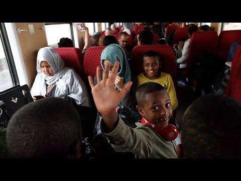 Ethiopia-Djibouti Railway Brings People Closer