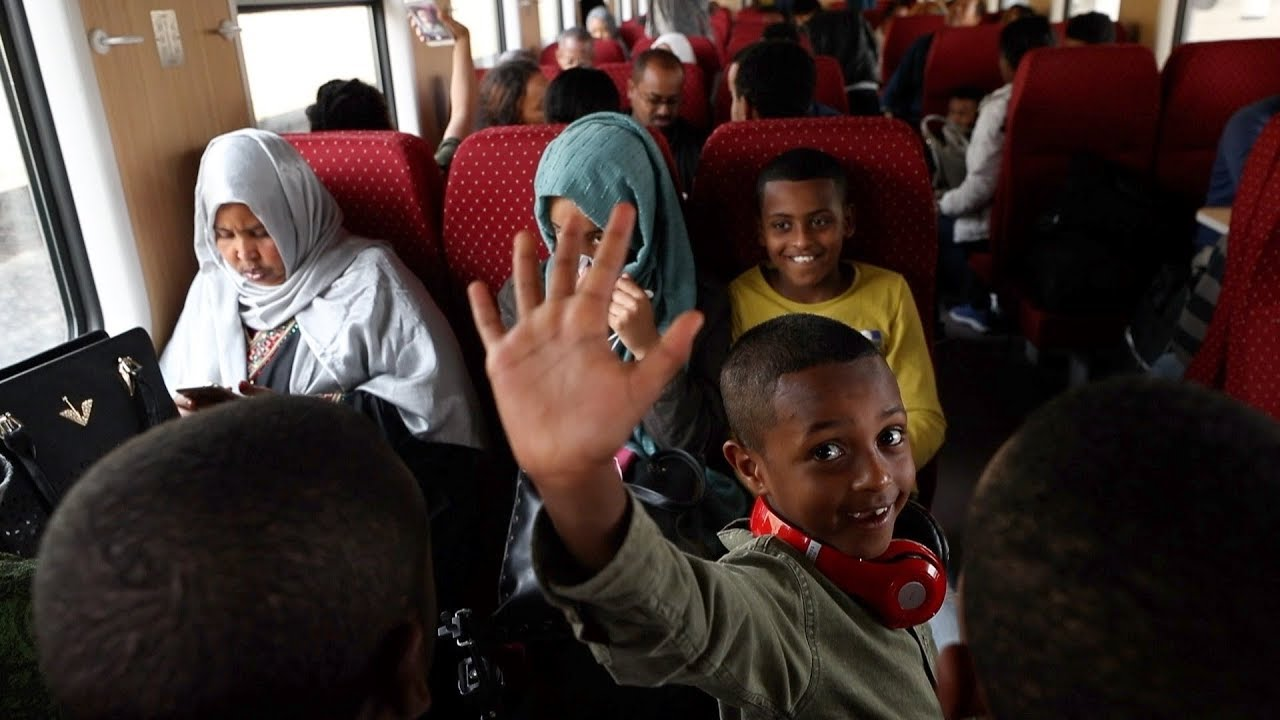 Ethiopia-Djibouti Railway brings people closer