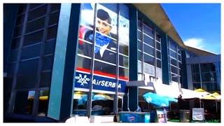 Belgrade Nikola Tesla Airport, Serbia  a330