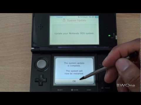 How To Update Your Nintendo 3DS - BWOne.com