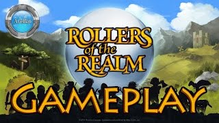 Rollers of the Realm Gameplay 1080p