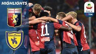Genoa 2-0 Chievo | Genoa Secure Win Over Chievo | Serie A