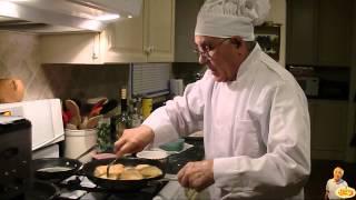 Pollo Alla Valdostana - Chef Pasquale