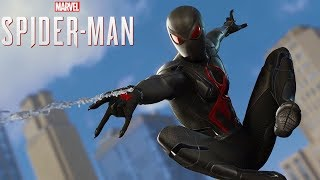 POSTERUNEK W OGNIU! - Let's  Play Spiderman #24 [PS4]