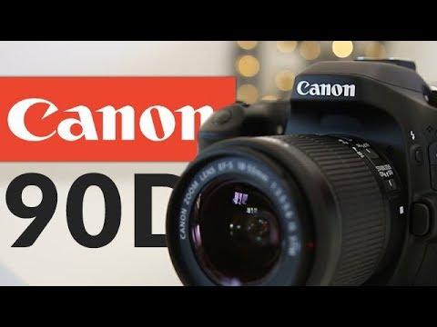 Best Dslr For Video 2017 >> The Canon 90D - AskChris Q&A - YouTube