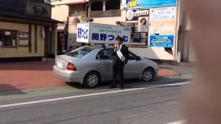 岡野つとむ 毛呂山コミュニティバス運行の実現