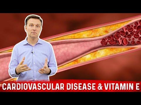 Coronary Heart Disease & Vitamin E