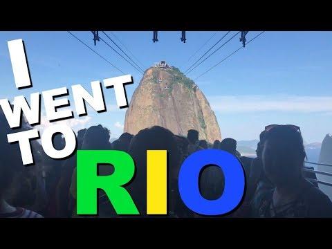 EXPLORING BRAZIL: RIO DE JANEIRO!