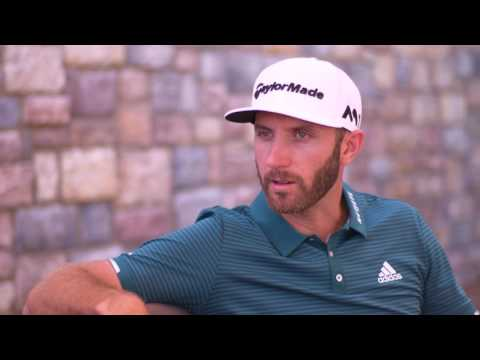 Dustin Johnson full interview with Shane O'Donoghue for CNN