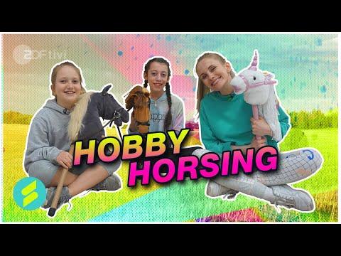 Die Sportmacher - Susanne macht Hobby Horsing| ZDFtivi