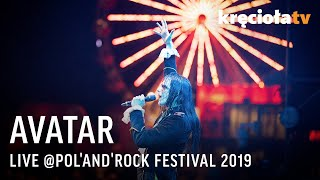 Avatar at Pol'and'Rock Festival 2019 (FULL CONCERT)