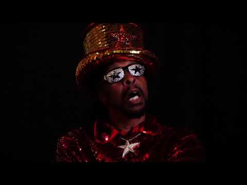 Bootsy Collins - Worth My While feat. Kali Uchis (Official Music Video)
