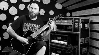 """DECAPITATED - """"Never""""  Exclusive Guitar Playthrough 