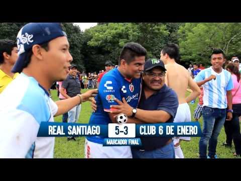 ¡Real Santiago, 4 campeonatos!