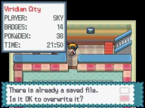 pokemon soul silver how to get to pallet town