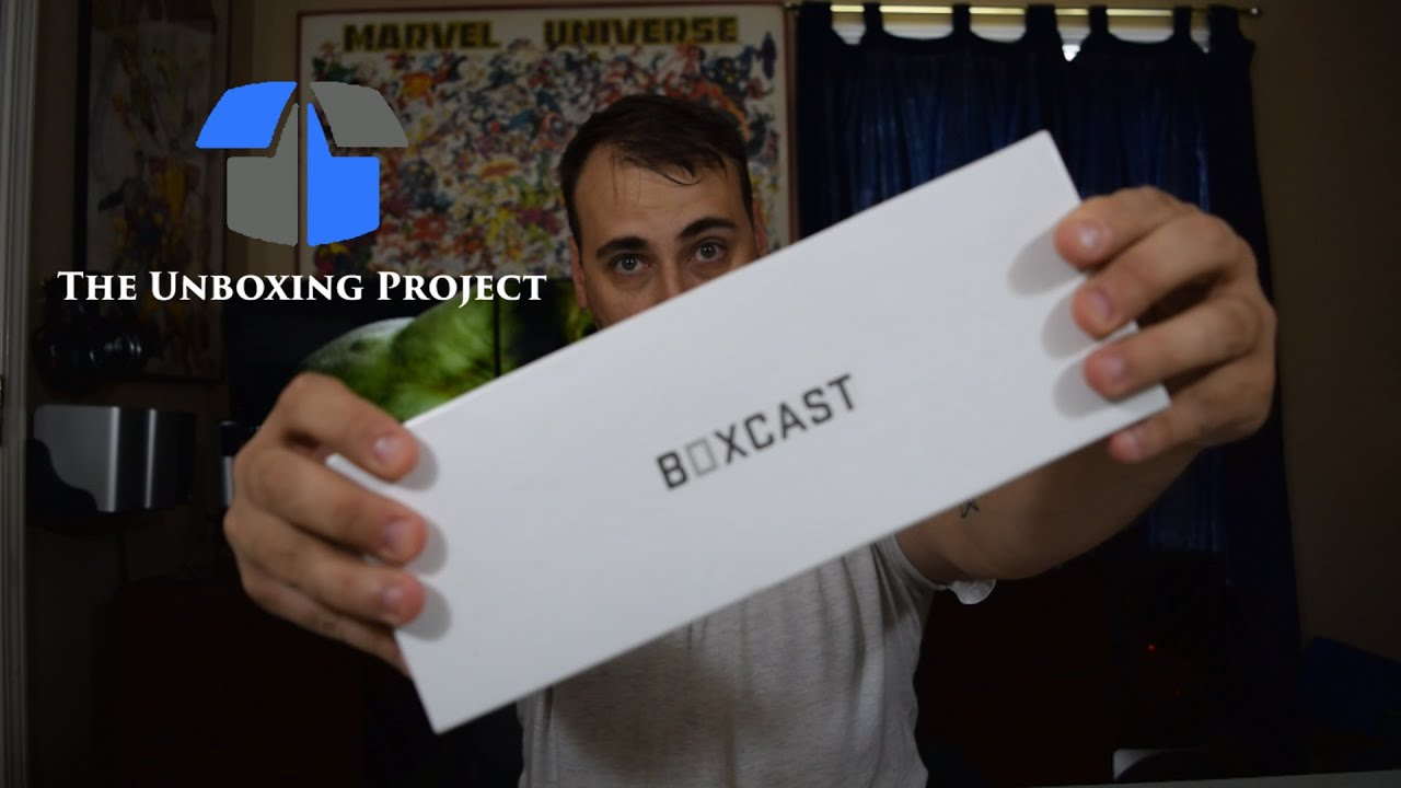 Boxcast Streaming Hardware Unboxing & Review