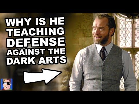 Why Was Dumbledore Teaching Defense Against The Dark Arts? | Harry Potter Theory