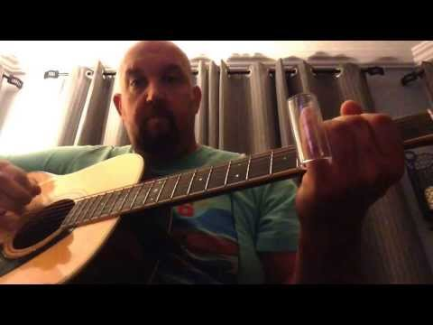 Shand guitar 1. My first YouTube video.